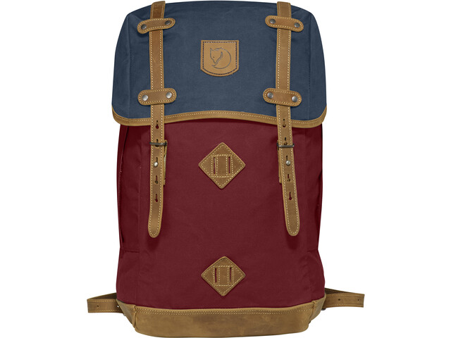 Fjällräven No. 21 Rygsæk L, ox red-navy